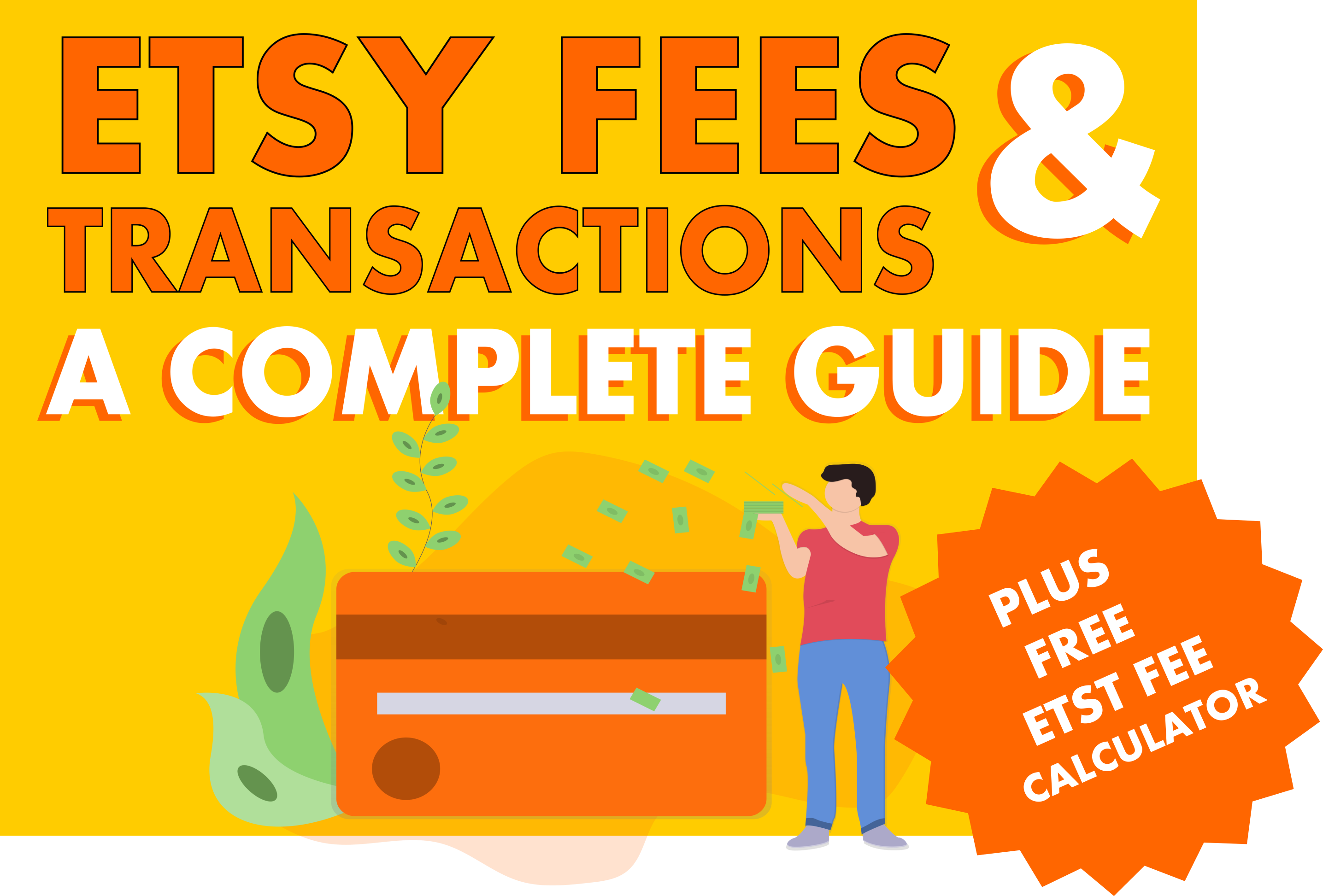 free etsy fees calculator