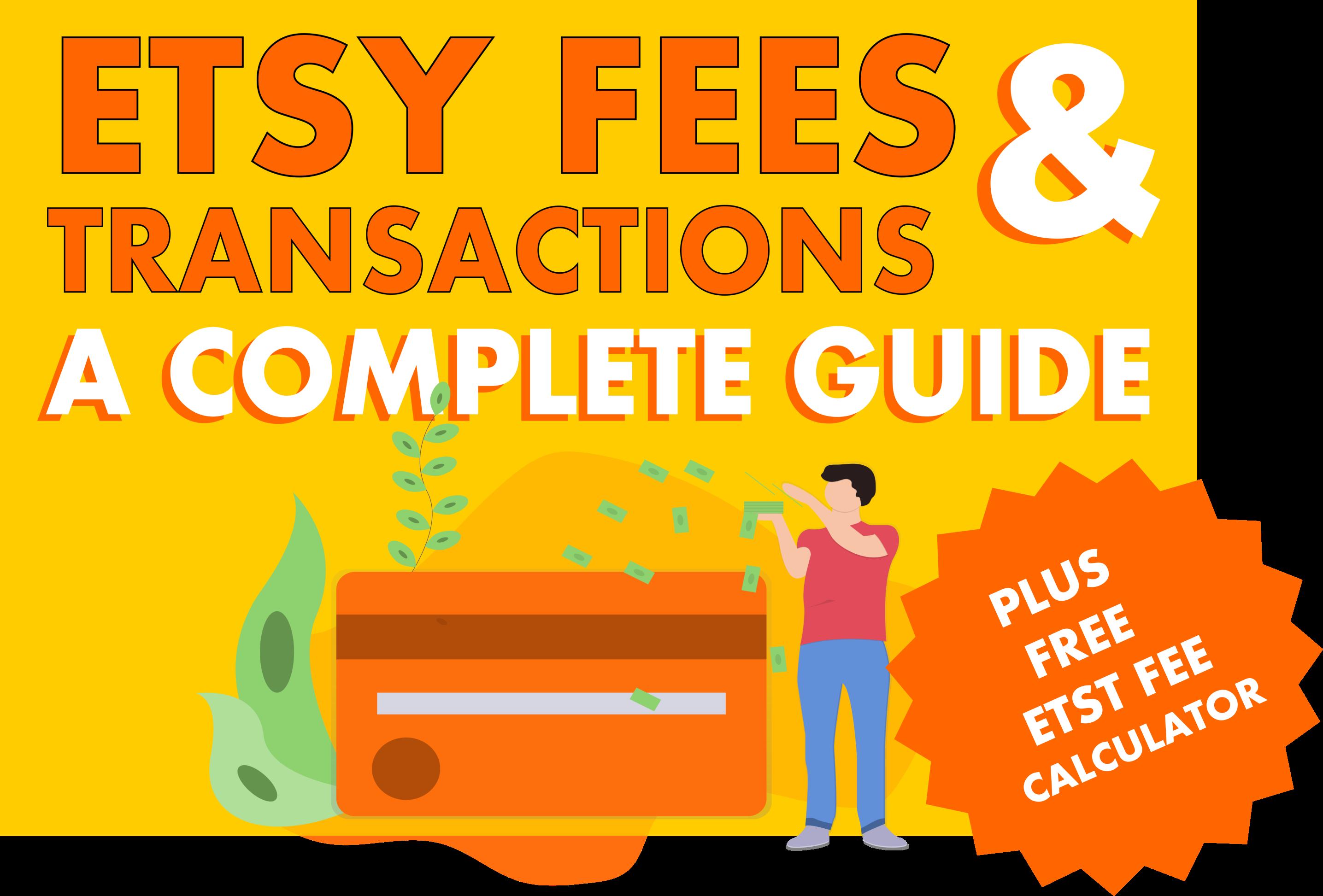 free etsy fees calculator