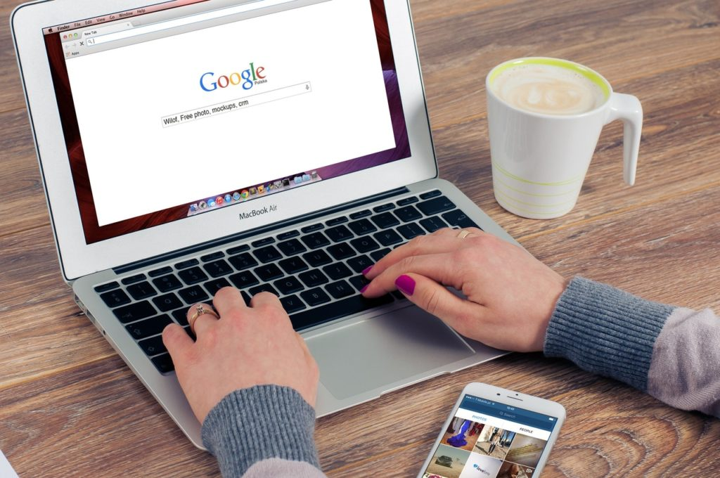 google my business. using google posts to get traffic to your business